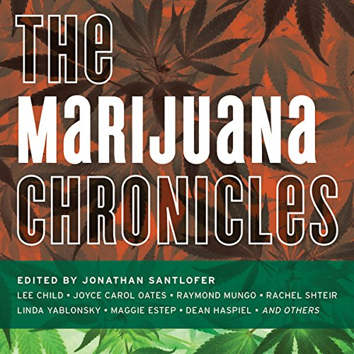 The Marijuana Chronicles audiobook cover art