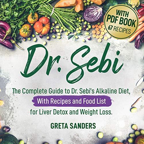 Dr. Sebi cover art