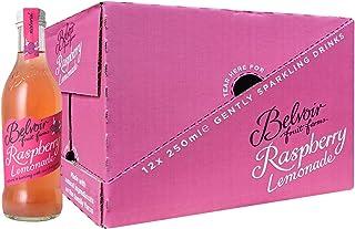 Belvoir Raspberry Lemonade, 250 (Pack of 12),4140T