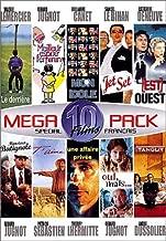 Megapack Special Noel 10 Films : Monsieur Batignole / Mon idole / Jet Set / Tanguy / Meilleur espoir féminin / Le Derrière Est Ouest / Une affaire privée / Oui, mais... / T'aime - Coffret