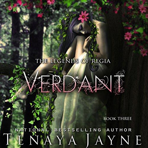 Verdant audiobook cover art
