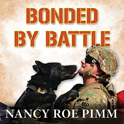 Bonded by Battle audiobook cover art