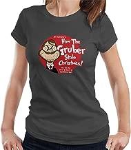 Die Hard Dr Seuss Gruber Grinch Women's T-Shirt