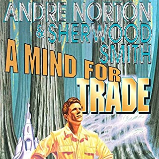 A Mind for Trade audiobook cover art