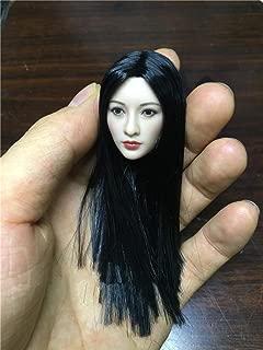 MR.CHAOS Custom 1:6 Scale Asia Female Head Sculpt F 12