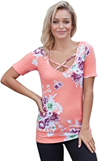 Mixed Neck Shirts For Women