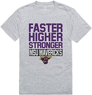 MNSU Minnesota State Mavericks NCAA Workout Tee Shirt