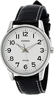 Casio Enticer for Women - Analog Leather Band Watch - LTP-1303L-7BV