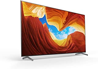 Sony 75 Inch Smart TV Android Full Array LED 4K Ultra HD High Dynamic Range X90H Series - KD-75X9000H