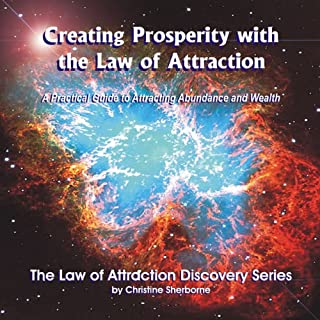 Creating Prosperity with the Law of Attraction cover art