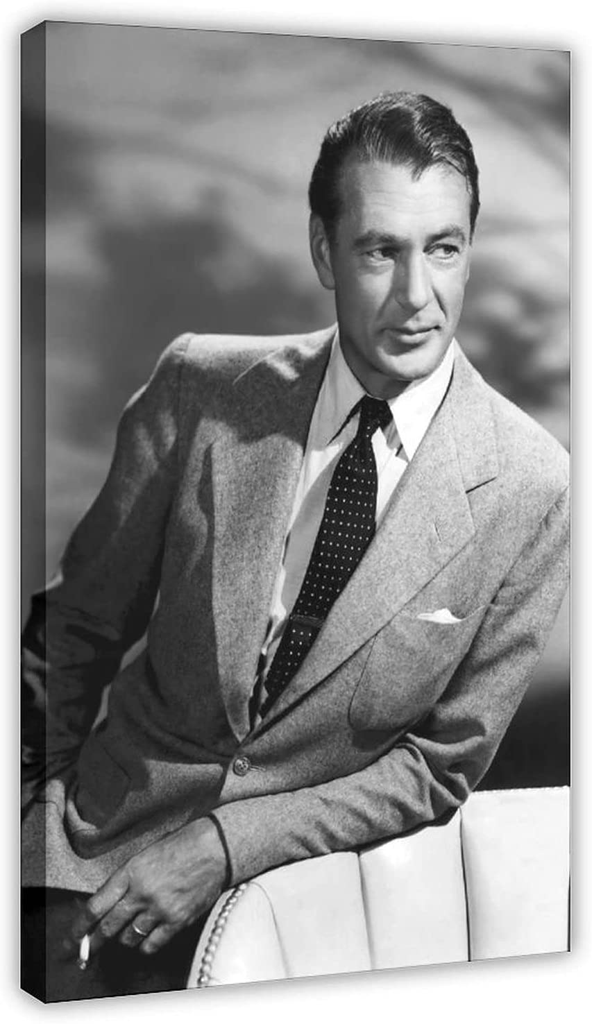 Gary Cooper Star Posters Movie P Canvas Print Poster Jacksonville Mall The 2021