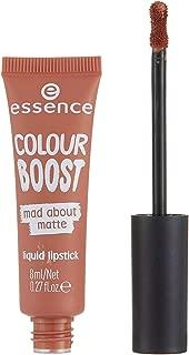 Essence Col.Boost Mad A.Matte L.Lipstick 01 Dusty Romance