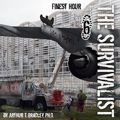 Finest Hour audiobook cover art
