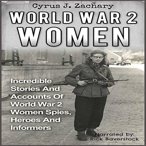 World War 2 Women audiobook cover art