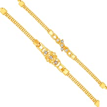 Apara Latest Gold Design Combo Rakhi Bracelet for Brother