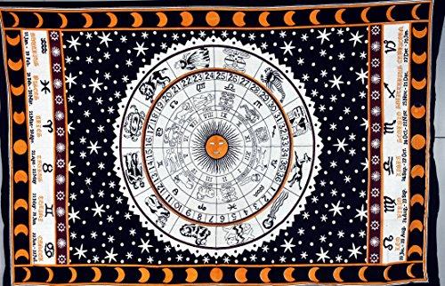 INDIAN CRAFT CASTLE ICC Zodiaco Naranja