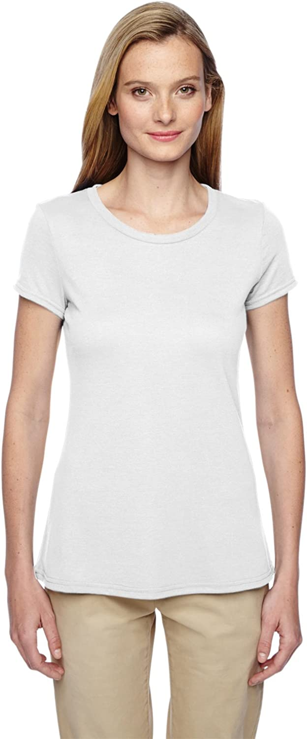 Jerzees 21WR Ladies' 5.3 oz. 100% Polyester Sport T-Shirt Polyester