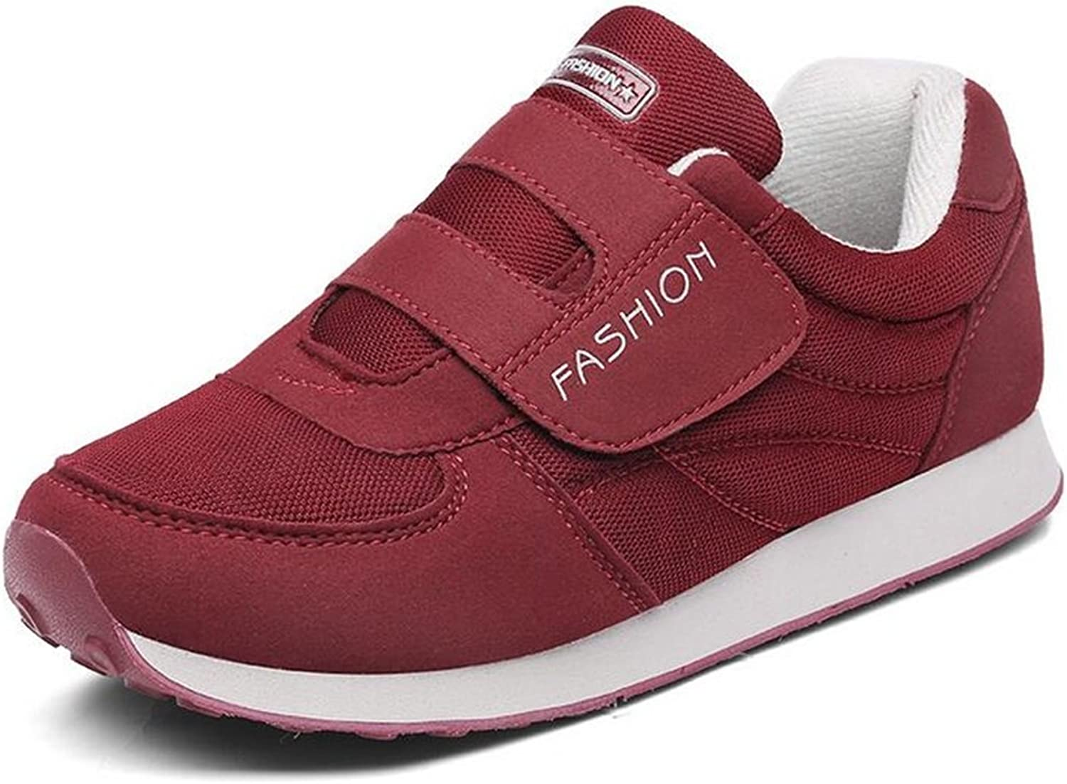 Exing Women's shoes Fall Winter Old shoes Anti-Slip Light Soles Gym Sports Trainers,Travel shoes,mom Casual Sneakers