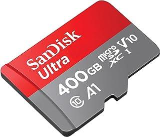 專業 SanDisk SAMSUNG GALAXY S8microsdhc 卡,帶自定義高速,無損格式 包括標準轉接卡。 ( uhs-1等級10認證30MB/秒) 400GB