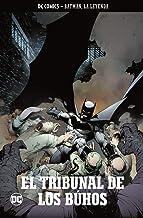 Batman, la leyenda núm. 04: El tribunal de los búhos