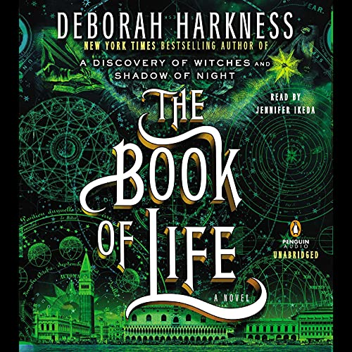The Book of Life Audiobook By Deborah Harkness cover art