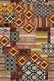 Vilber Bohemian Kilim 2494 Alfombra, Vinilo, Multicolor, 153x230x0.2cm