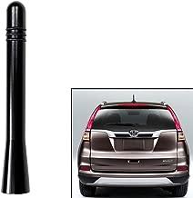 Short Antenna Replacement for Honda CR-V 2007-2014 3.5 Inches AM FM Radio Antenna Aluminum Antenna 3.5