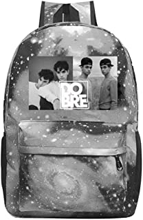 Galaxy School Bags Twins_Dobre Mug shot Casual Rucksack Backpack Waterproof For Kids Teens