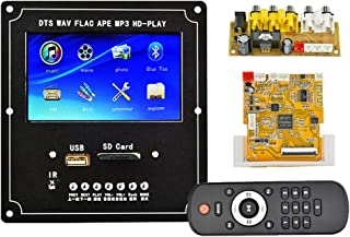 WEPECULIOR 4.3Inch LCD Audio Video Decoder Board DTS Lossless Bluetooth Receiver MP3 MP4 MP5 Video APE WMA Decoding Suppor... photo