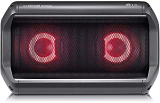 LG PK5 Portable Bluetooth Speaker with Meridian Technology - 2018
