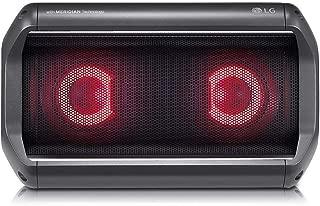 LG PK5 Portable Bluetooth Speaker with Meridian Technology - 2018 - Black