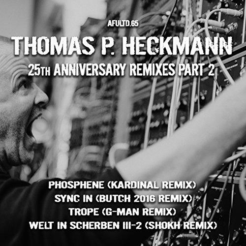Thomas P. Heckmann 25th Anniversary Remixes, Pt. 2