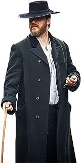 trench coat black mens
