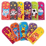 Baker Ross Pack économique de jeux de flipper assortis (Paquet de 15)- Mini jouets pour enfants AT907