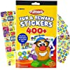 Bek Brands Fun & Reward Stickers Booklet for Motivation, Great for Teachers and Parents - 6 Sheets, 400+ Stickers (3 Pack) #1