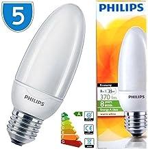 6 x Eveready Eco Halogen 14W Cap Light Bulb G4 Warm White Energy Class C