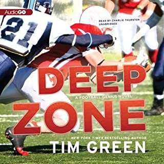 Deep Zone     A Football Genius Novel, Book 5              Auteur(s):                                                                                                                                 Tim Green                               Narrateur(s):                                                                                                                                 Charlie Thurston                      Durée: 6 h et 16 min     Pas de évaluations     Au global 0,0
