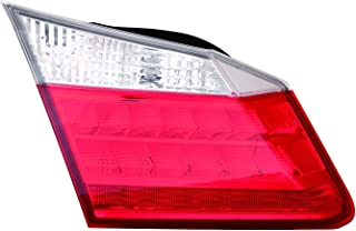 Inner Back Up Reverse Tail Light Replacement For Honda Accord Sedan Passenger Right Side Rh 2013 2014 2015 Taillamp Assembly