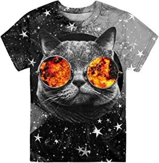 Heather Gray//Charcoal Chill Outer Space Taco /& Burrito Cats /& Kittens Boys//Youth Tank Top