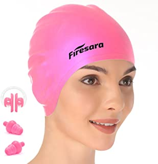 swimming cap with ear protection