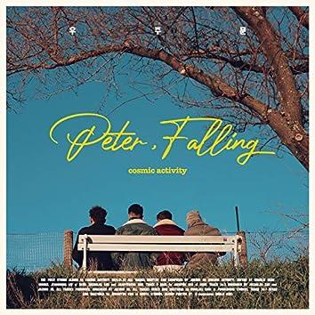 Peter, Falling