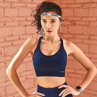 NJTSXLM Women Push Up Seamless Sports Bra Workout Female Sport Top Crop Fitness Active Wear for Yoga Gym Brassiere Women's...