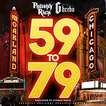 59 to 79 (feat. G Herbo) - Single