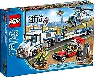 LEGO City 60049 Helicopter Transporter Set New in Box Sealed. 382pcs