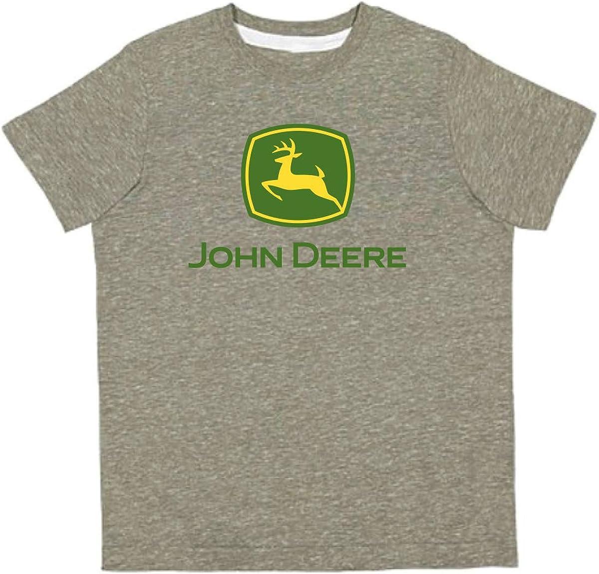 John Deere Toddler Boy Short Sleeve Jersey Tee