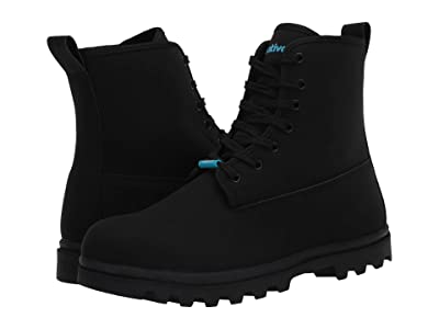 Native Shoes Johnny Treklite (Jiffy Black/Jiffy Black) Boots