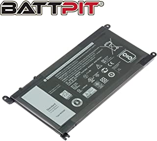 Battpit™ Laptop/Notebook Battery Replacement for Dell Latitude 13 3379 (3500mAh / 42Wh)