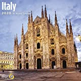 2020 Italy Wall Calendar by Br...