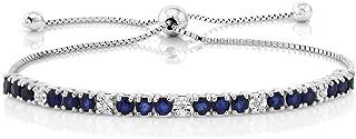 Best dark blue sapphire bracelet Reviews