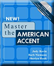 Master the American Accent (Workbook, CD-ROM for Windows, 4 Audio CDs)